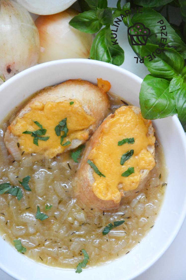 Zupa Cebulowa Wpis Kulinarne Przeboje Lifestylowopl