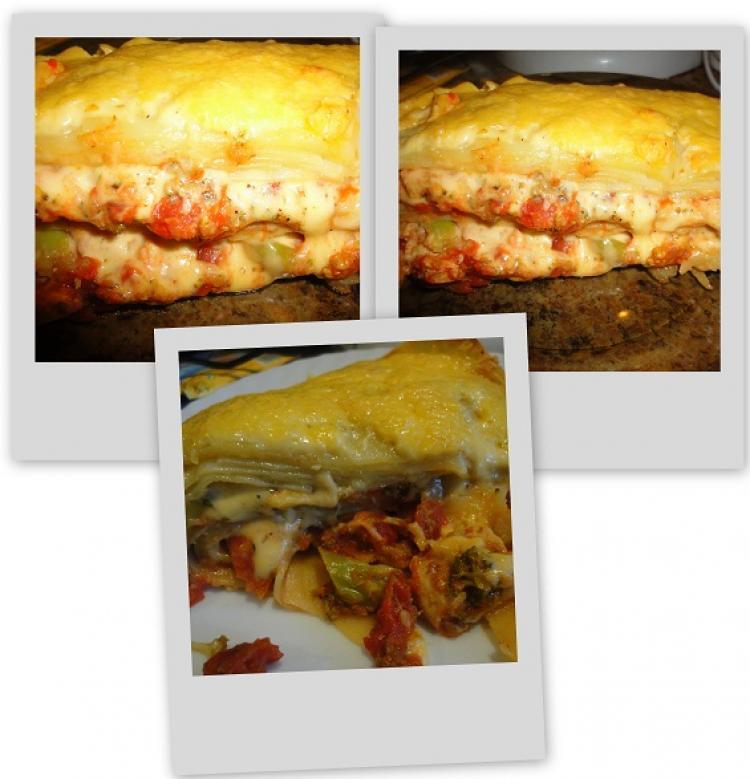 Lasagne Z Kurczakiem Wpis Marta Gotuje Pl Lifestylowo Pl