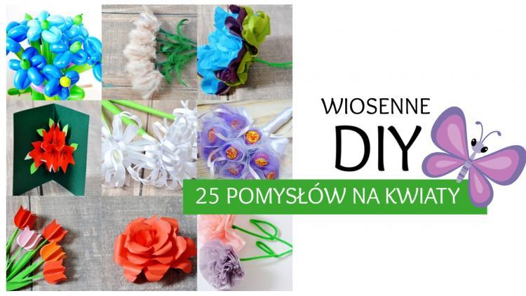 25 Pomysłów Na Kwiatowe Diy Wykonaj Kwiaty Z Papieru Bibuły