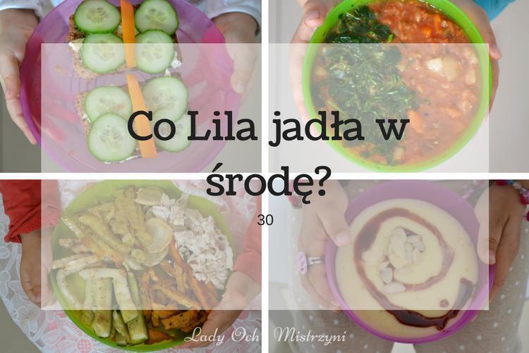 Co Lila Jadła W środę 30 Kulinarne Inspiracje Dla Całej Rodziny